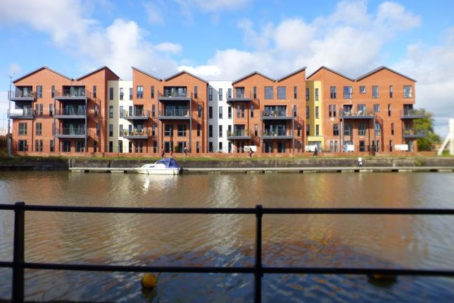 Thumbnail Flat to rent in St. Ann Way, The Docks, Gloucester