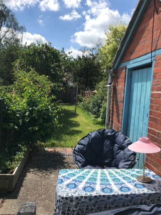 Thumbnail Terraced house to rent in St. John Road, Wallingford, Oxfordshire