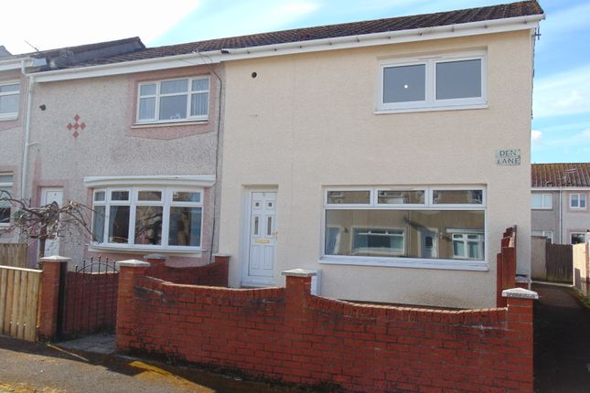 2 bed end terrace house to rent in Den Lane, Shotts ML7