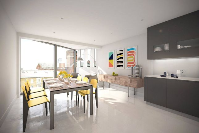 Thumbnail Terraced house for sale in Dereham Place, Shoreditch
