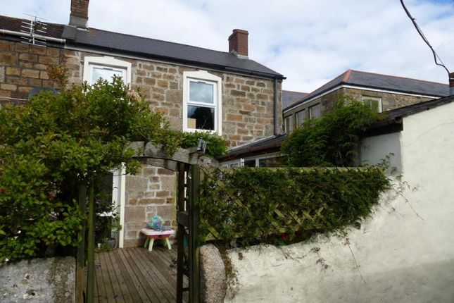 Thumbnail Terraced house to rent in Centenary Row Middle, Camborne, Cornwall