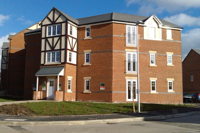 2 bed flat to rent in Moss Lane, Elworth, Sandbach CW11