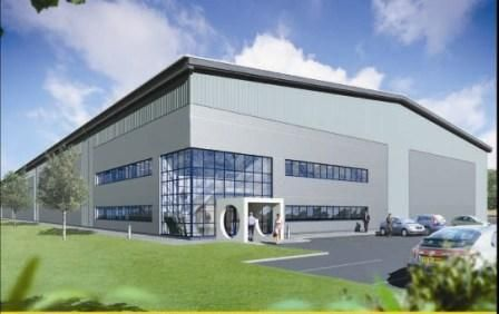 Thumbnail Industrial for sale in Access 26 Design & Build (40, 000 Sq Ft), Access 26 Business Park, Langley Mill, Heanor, Derbyshire