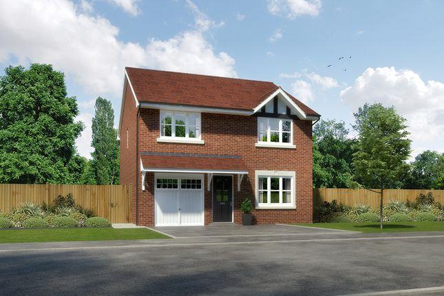 "Thumbnail Detached house for sale in ""Denewood II"" at Whittingham Lane, Broughton, Preston"
