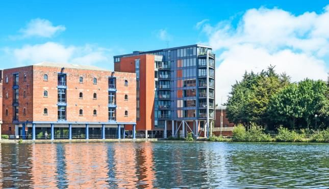 Thumbnail Flat for sale in City Wharf, Atlantic Wharf, Cardiff, Caerdydd