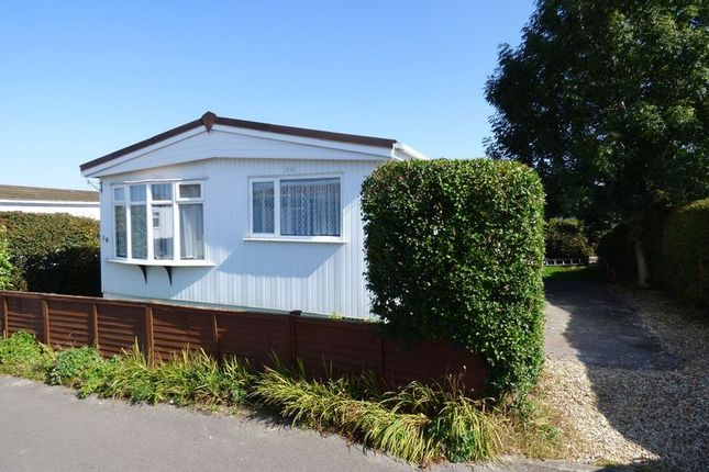 Mobile/park home for sale in Ivy Walk, Banwell