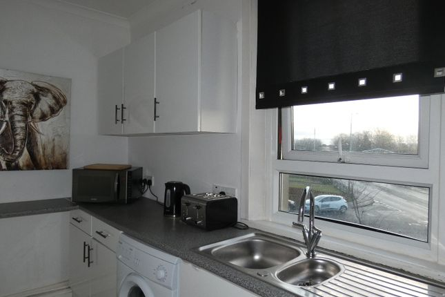 Kitchen of Glencairn Street, Stevenston KA20
