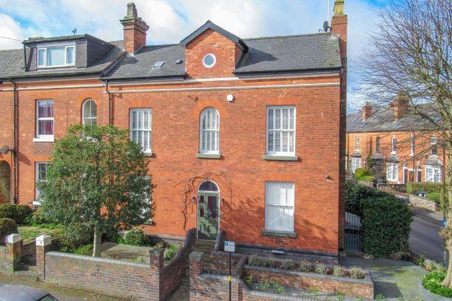 Thumbnail Semi-detached house for sale in St Johns Road, Harborne, Birmingham
