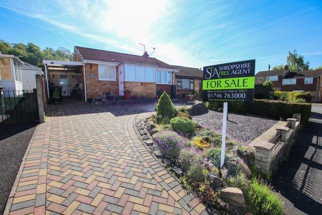 Thumbnail Semi-detached bungalow for sale in 73 Birchlands, Bridgnorth