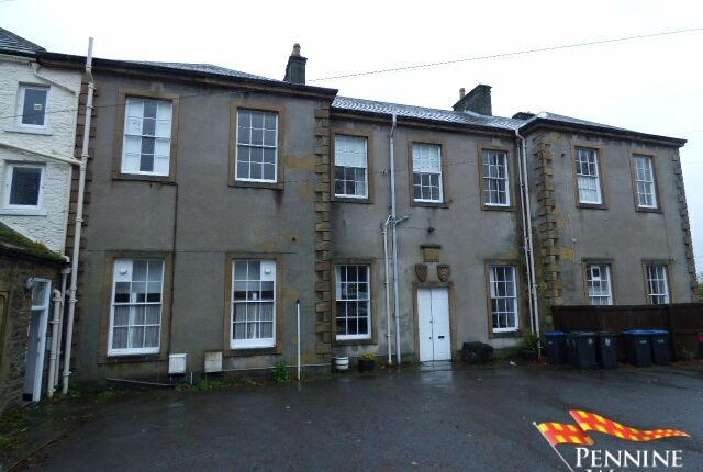 Thumbnail Flat to rent in Front Street, Stanhope