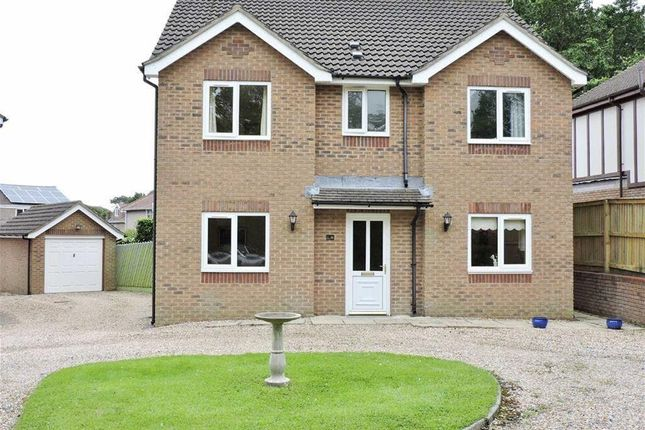 Thumbnail Detached house for sale in Firtrees, St. Donat's, Llantwit Major
