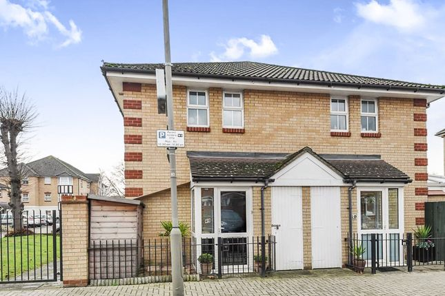 Thumbnail Terraced house for sale in Whitehead Close, London