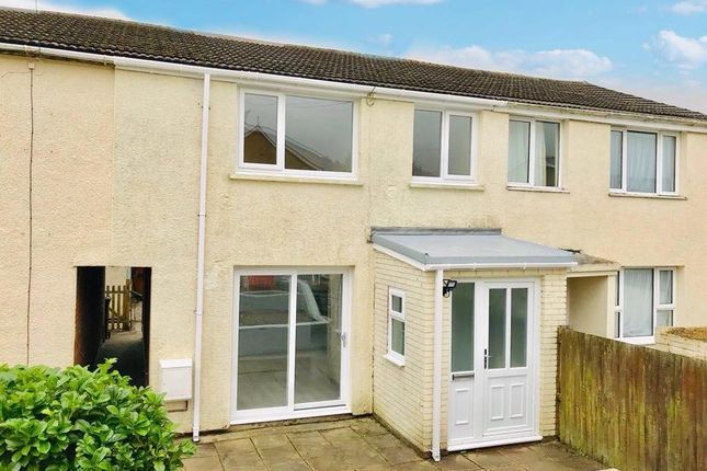 Thumbnail Terraced house to rent in Nantmelyn Road, Rassau, Ebbw Vale