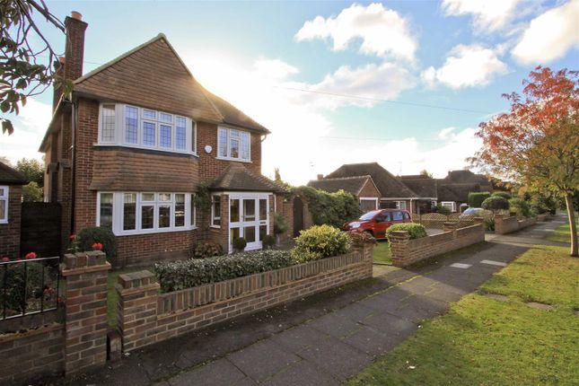 Thumbnail Detached house for sale in St. Georges Drive, Ickenham
