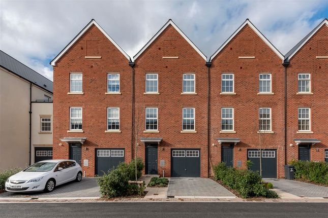 Thumbnail Terraced house for sale in Plot 5, Otters Holt, Mill Street, Ottery St. Mary