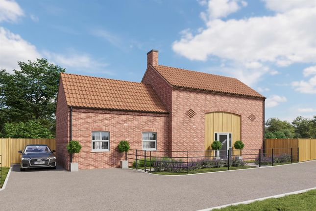 Thumbnail Detached house for sale in Plot A Callow Grove, Top Street, North Wheatley, Retford