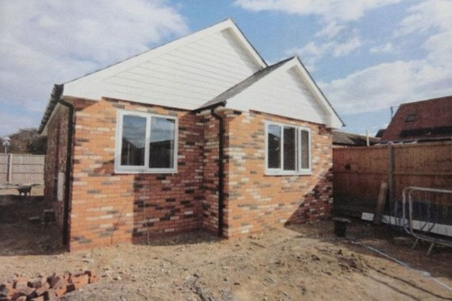 Thumbnail Bungalow for sale in Eastern Road, Leysdown-On-Sea, Sheerness