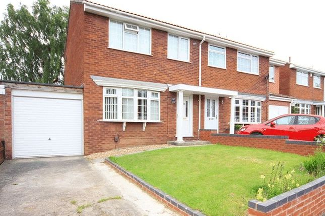 Thumbnail Semi-detached house for sale in Victoria Court, Wavertree, Liverpool