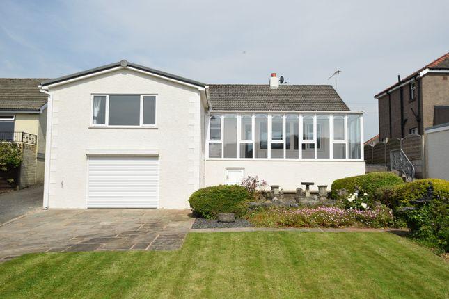 Thumbnail Detached bungalow for sale in Romney Avenue, Dalton-In-Furness, Cumbria
