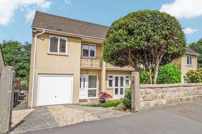 Thumbnail Semi-detached house to rent in Minster Way, Bathwick, Central Bath