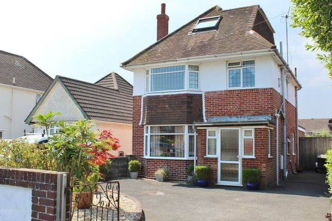 Thumbnail Detached house for sale in Stanley Green Road, Poole
