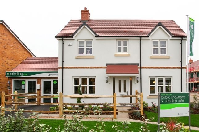 """Thumbnail Detached house for sale in """"The Foxford"""" at Bransford Road, Worcester"""