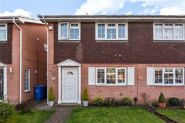 Thumbnail Semi-detached house for sale in Furrow Way, Maidenhead, Berkshire