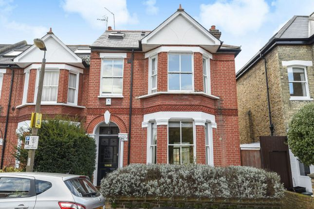 Thumbnail Semi-detached house for sale in Sandycoombe Road, St Margarets, Twickenham