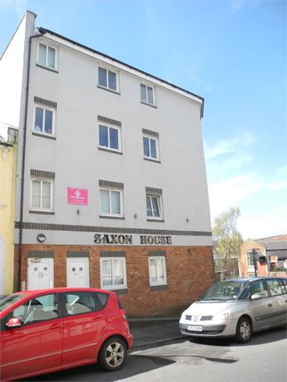 1 bed flat to rent in 5 Saxon House, 2 Harvey Street, Folkestone, Kent CT20