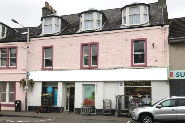 Thumbnail Retail premises for sale in 126 134 High Street, Newburgh