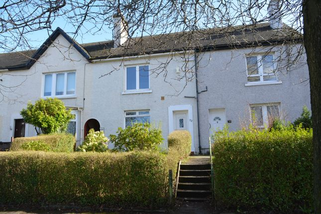 Thumbnail Terraced house for sale in 72 Lincoln Avenue, Glasgow
