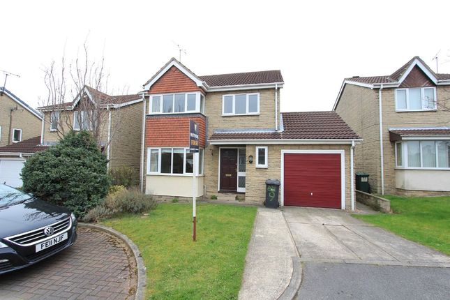 Thumbnail Detached house for sale in The Copse, Bramley, Rotherham