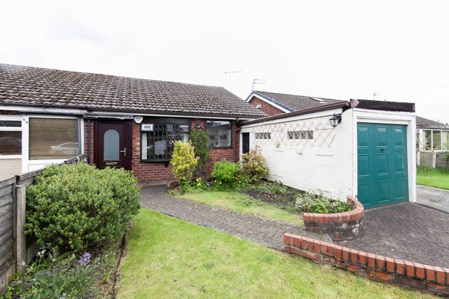 Thumbnail Bungalow for sale in Williams Road, Moston, Manchester
