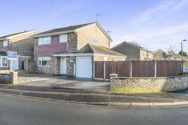 Thumbnail Detached house to rent in Cherry Wood, Penwortham, Preston