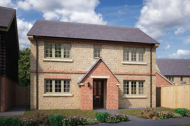 Thumbnail Detached house for sale in Sand Pit Road, Calne