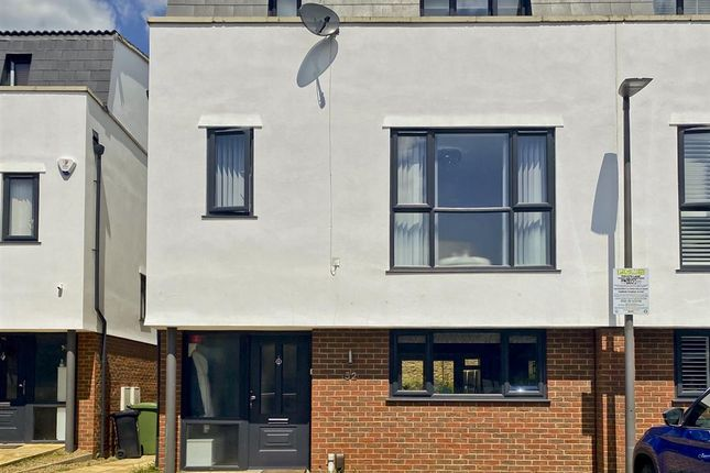 Thumbnail Semi-detached house for sale in Constabulary Close, West Drayton