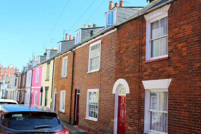 Thumbnail Terraced house to rent in Bath Street, Weymouth