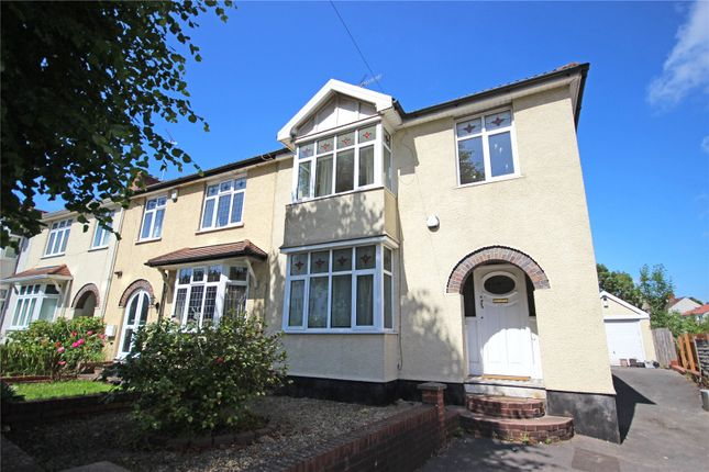 Thumbnail Semi-detached house to rent in Cranbrook Road, Bishopston, Bristol
