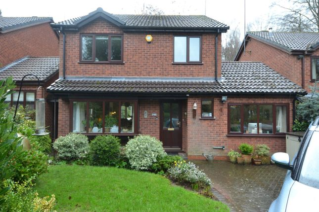 Thumbnail Detached house for sale in Berkley Crescent, Moseley, Birmingham