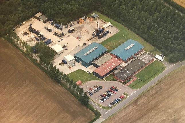 Thumbnail Industrial for sale in Long Bennington, Grantham