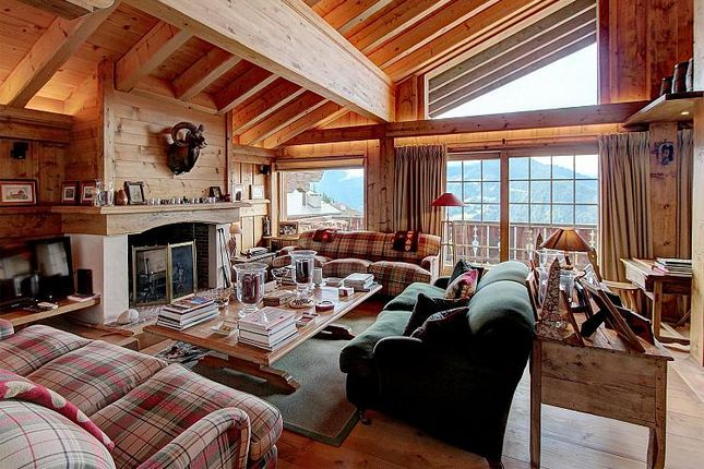 Thumbnail Apartment for sale in Fleur De Lin, Verbier, Valais, Switzerland
