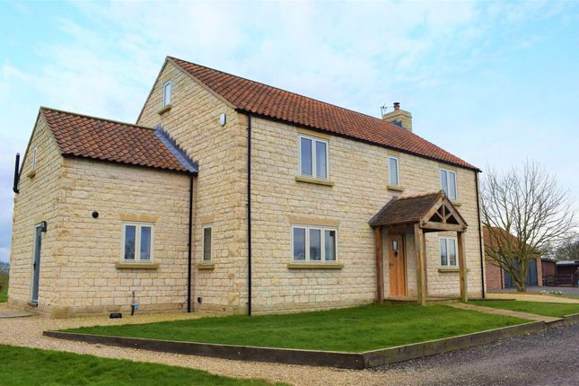 Thumbnail Detached house for sale in Newsham Bridge, Malton
