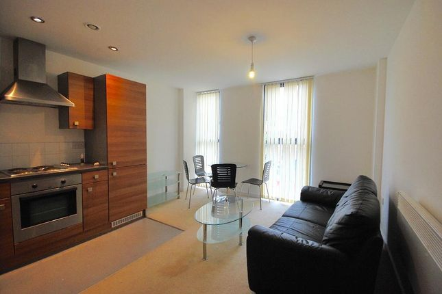 1 bed flat to rent in Ludgate Hill, Manchester M4