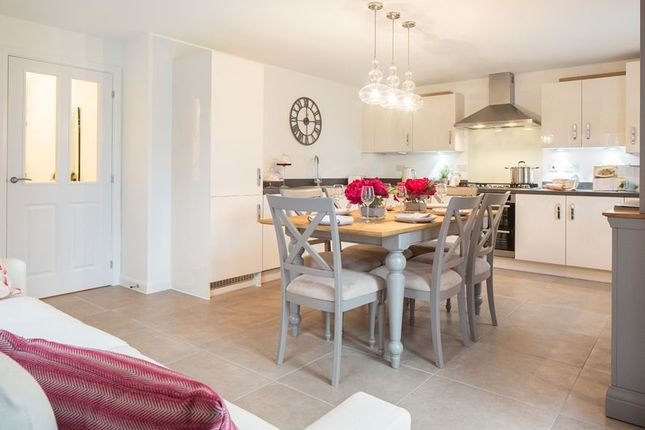 "Thumbnail Detached house for sale in ""Halton"" at Grange Road, Golcar, Huddersfield"