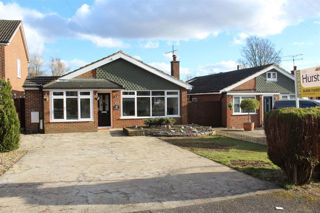 Thumbnail Bungalow to rent in Inkerman Drive, Hazlemere, High Wycombe
