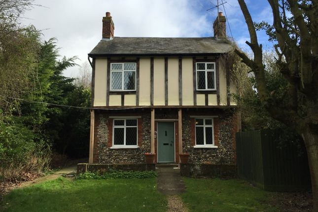 Thumbnail Detached house to rent in Denston, Bury St Edmunds, Suffolk