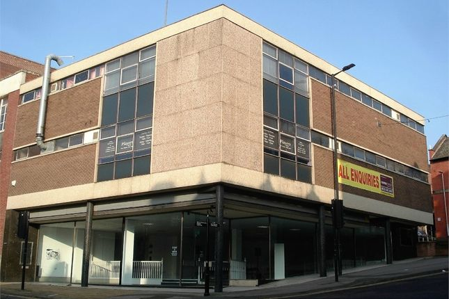 Thumbnail Commercial property to let in 15-21 Doncaster Gate, Rotherham, (May Sell)