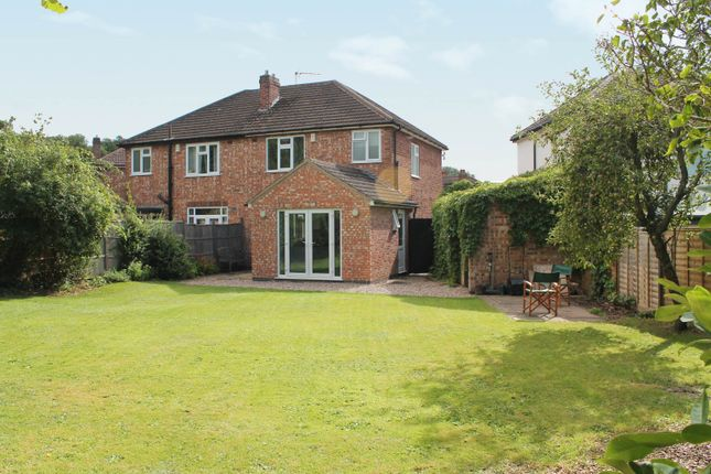Garden of Stockwell Road, Knighton, Leicester LE2