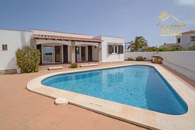 3 bed villa for sale in Calan Porter, Alaior, Menorca, Balearic Islands, Spain