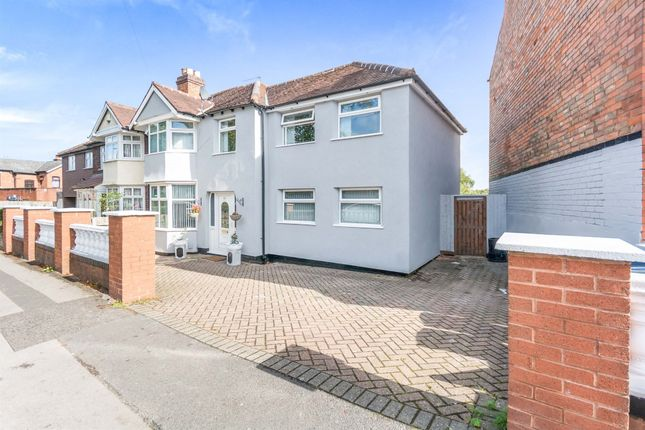Thumbnail Semi-detached house for sale in Springfield Road, Moseley, Birmingham